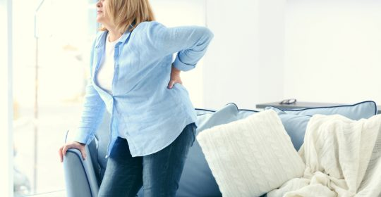 Suffering From Chronic Back Pain? An Injection Might Be the Answer