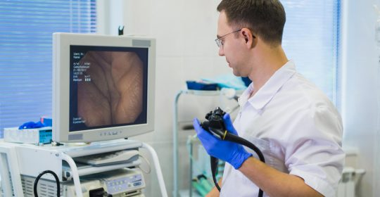 Is It Time to Get a Colonoscopy?